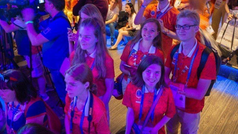 День, когда волонтерам можно всё! ЧМ 2018 по футболу, волонтеры, футбол, чемпион мира, чемпионат 2018