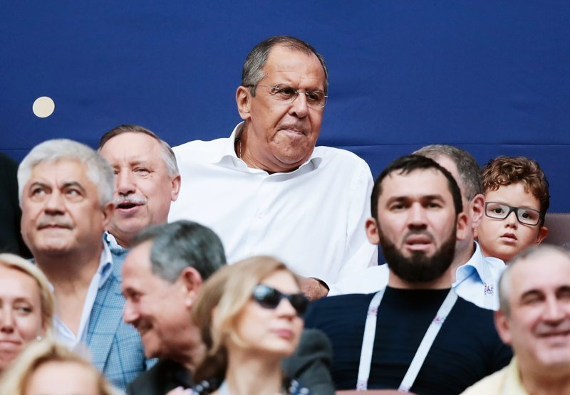 Политики и знаменитости на трибунах чемпионата мира в России знаменитости, футбол, чемпионат мира