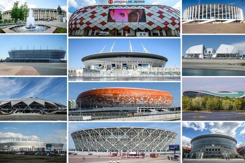 Определено будущее наследия ЧМ-2018 ЧМ 2018 по футболу, россия, спорт, футбол