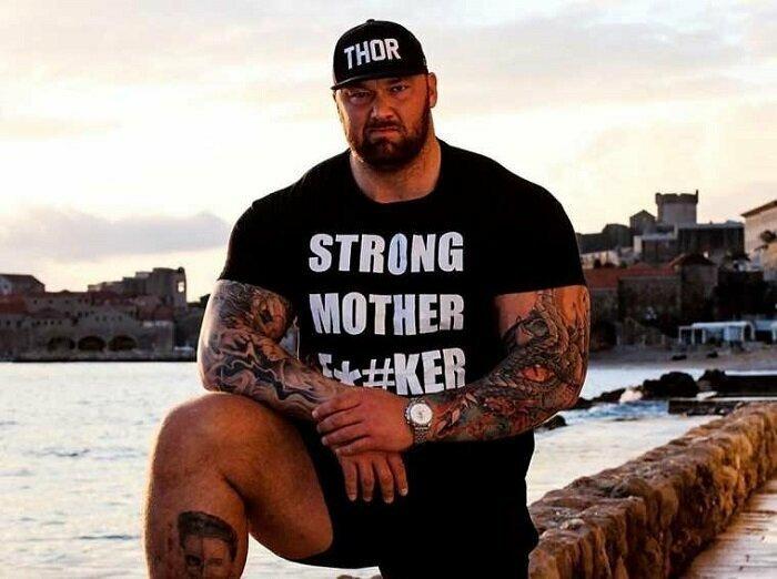 Хафтор Бьернссон вес, внешность, гигант, знаменитости, люди, размер, рост, спорт