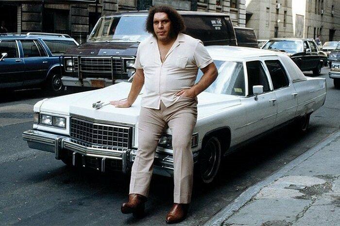 Андре Русимов вес, внешность, гигант, знаменитости, люди, размер, рост, спорт