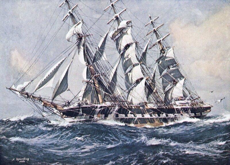 Гончие псы океана: как бизнес однажды стал спортом история, спорт, флот