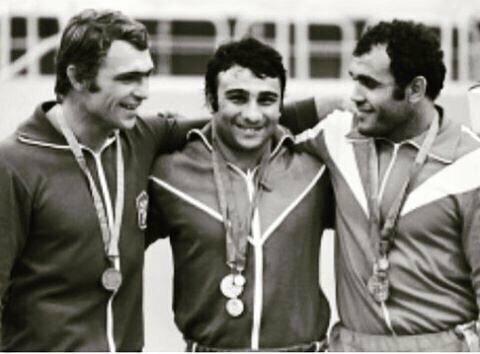 Победители VII летней Спартакиады народов СССР, борцы, 1979 год