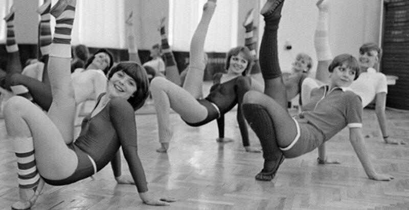 25 черно-белых снимков, показывающих лицо советского спорта