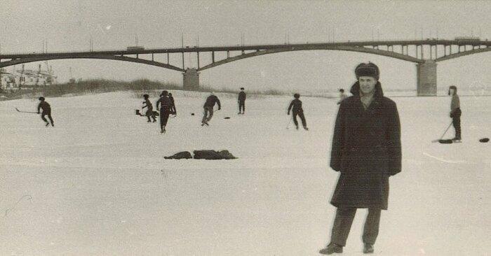 Хоккей на Оке, Горький, 1968 год