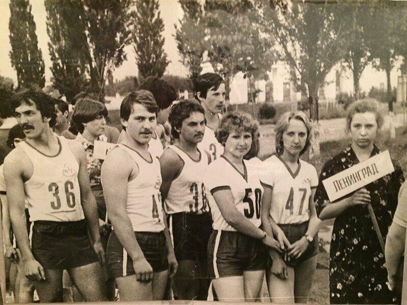 Первенство РСФСР среди учащихся в техникумах, Краснодар, 1978 год