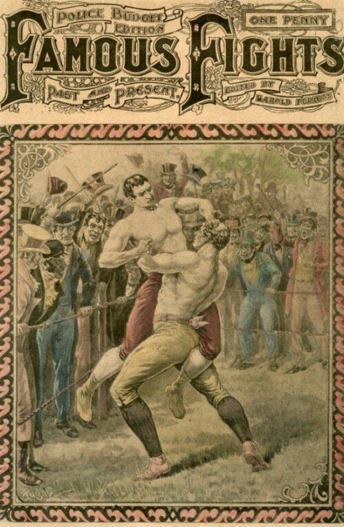 Да, это бокс. артур конан дойль, история, литература, спорт