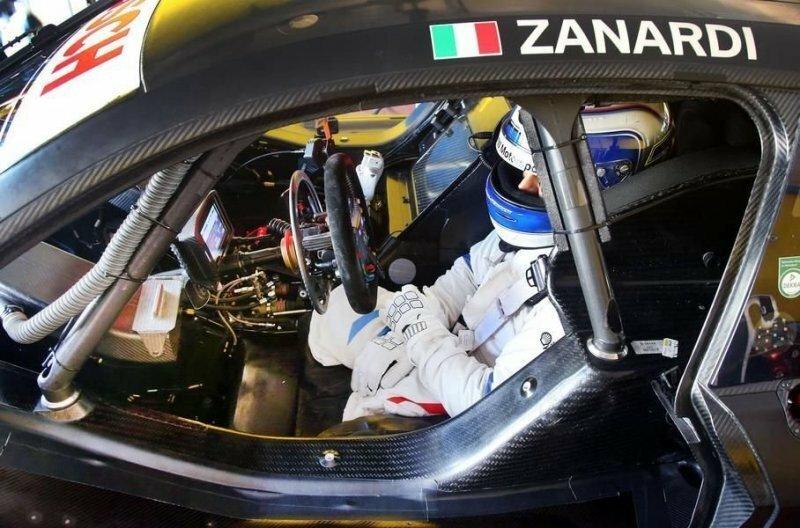 На BMW M4 серии DTM Занарди впервые выступал без протезов авто, автомобили, автоспорт, алессандро занарди, гонки, гонщик, инвалид, спорт