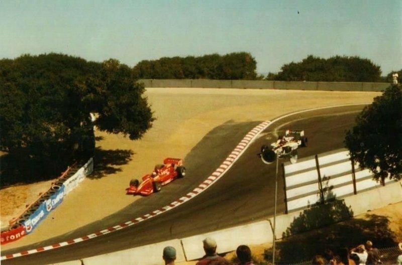 Обгон, прославивший Алессандро в Америке авто, автомобили, автоспорт, алессандро занарди, гонки, гонщик, инвалид, спорт