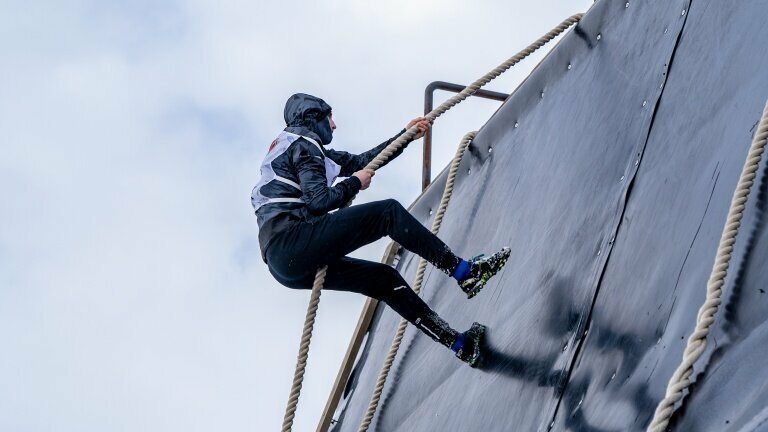 В Санкт-Петербурге завершился финальный этап забегов с препятствиями «Гонка героев зима»-2019 санкт - петербург, соревнования, спорт