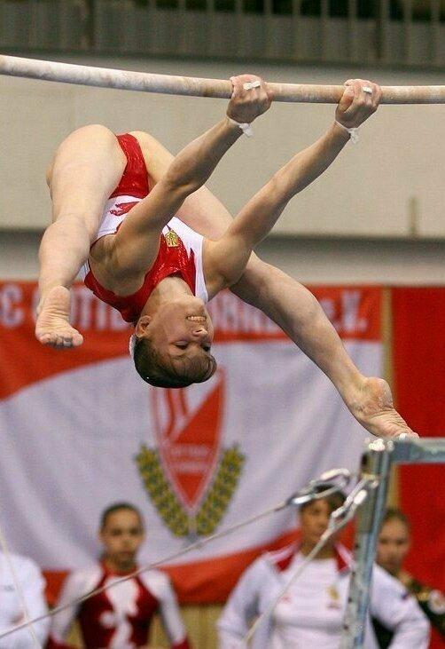 30 спортсменок, снятых ушлыми фотографами с необычной стороны гимнастика, необычно, неожиданно, позыв, спорт, фотографы