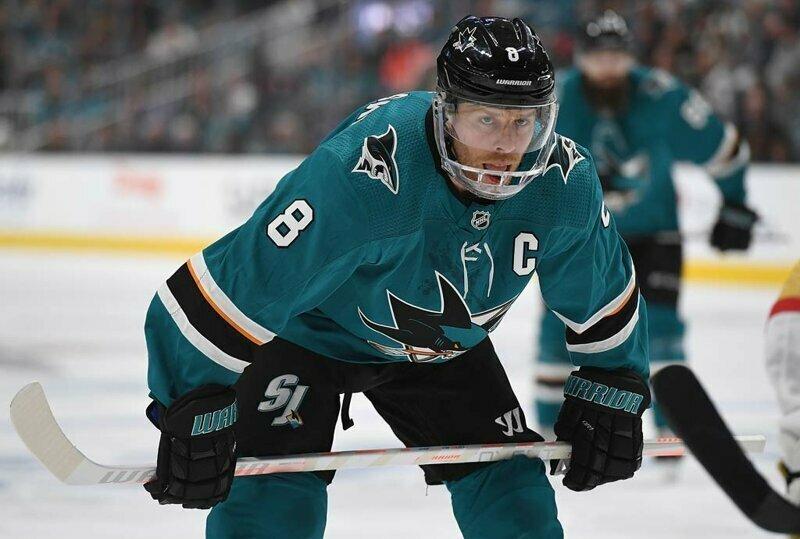 Джо Павелски потерял несколько зубов, забив ртом в ворота «Вегаса» новости, спорт, хоккей