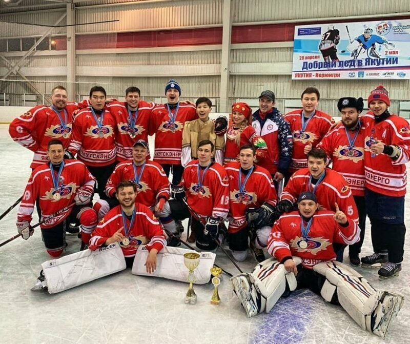 Команда Якутска видео, спорт, факты