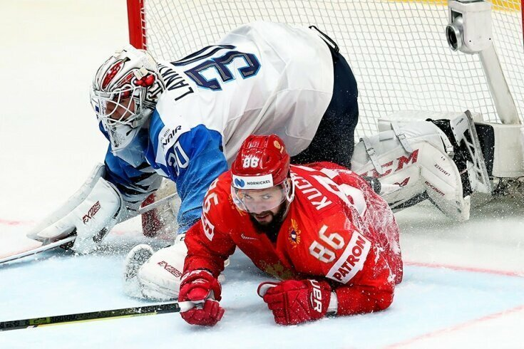 Приехали история, россия, спорт, хоккей