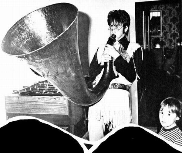 Джон и Джулианн Леннон знаменитости, кино, спорт, фото, фотографии, шоубизнес, эстрада