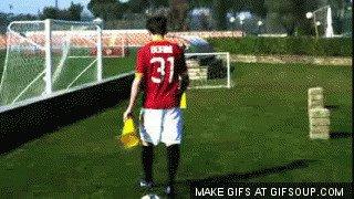 Футбольные гифки