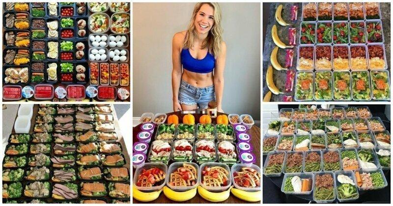 Извините, если где-то на фото попадут какие-то добавки - это не реклама, просто так совпало бодибилдеры, еда, калории, красота, много, питание, спорт, стол