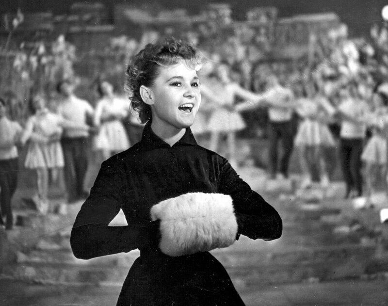 50-е годы СССР, диеты, здоровые, история, красота, спорт