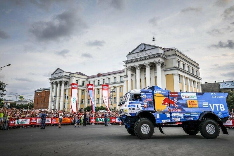 «Шёлковый путь-2019» — тройная победа «КАМАЗ-мастер»! (поэтапный видеообзор и фотоотчёт всей гонки) автоспорт, гонка, камаз, камаз-мастер, ралли, спорт