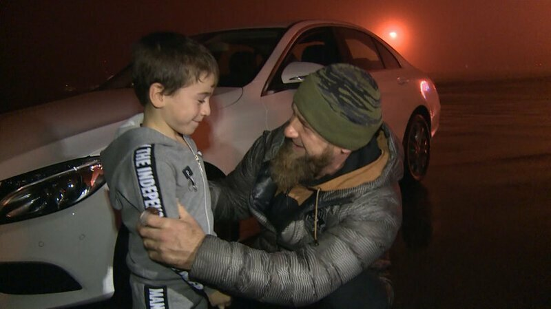 """Глава Чеченской Республики Рамзан Кадыров поделился новостью на своей странице в Instagram: """"Наш юный Рахим Куриев @_rahimkuriev_95reg установил два новых мировых рекорда!"""""""