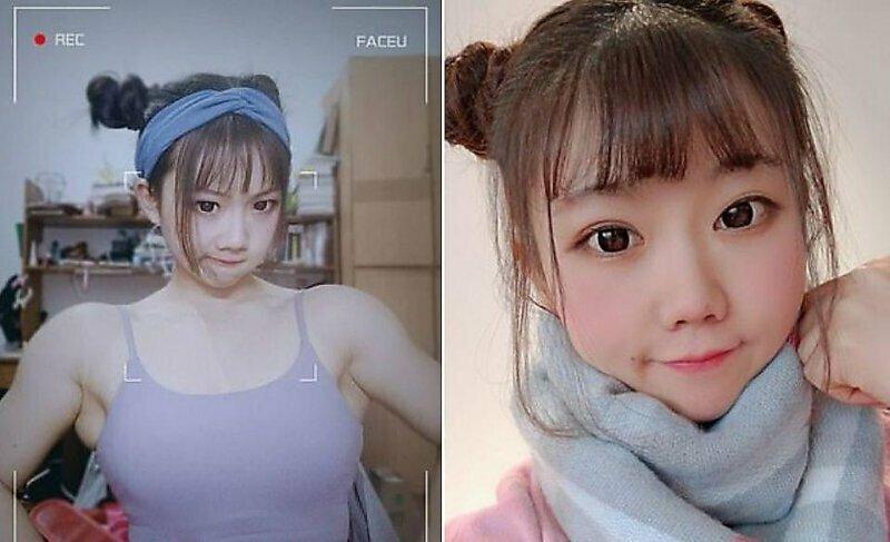 Китайская культуристка с личиком Барби и фигурой Кинг-Конга покорила социальные сети