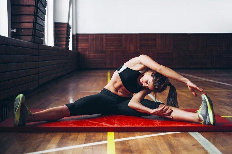 Подвижность суставов