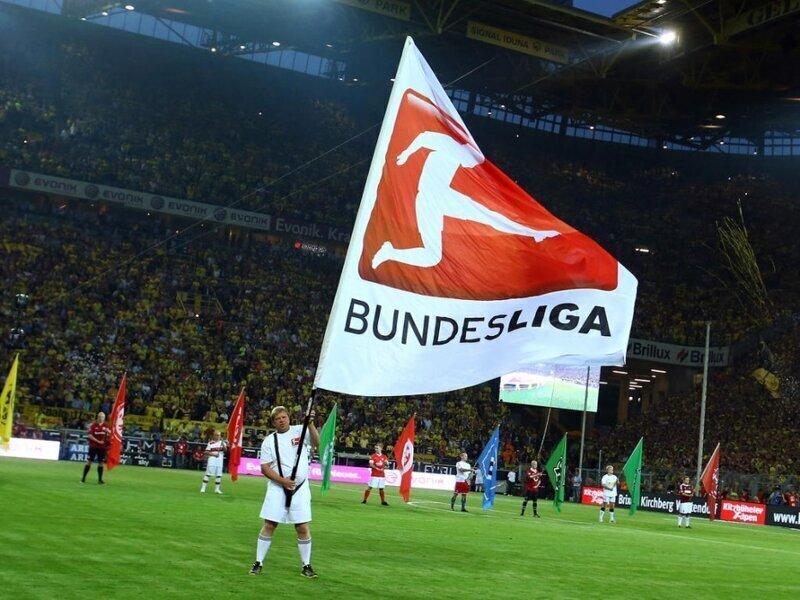 Немецкие футболисты снова смогут выйти на поле