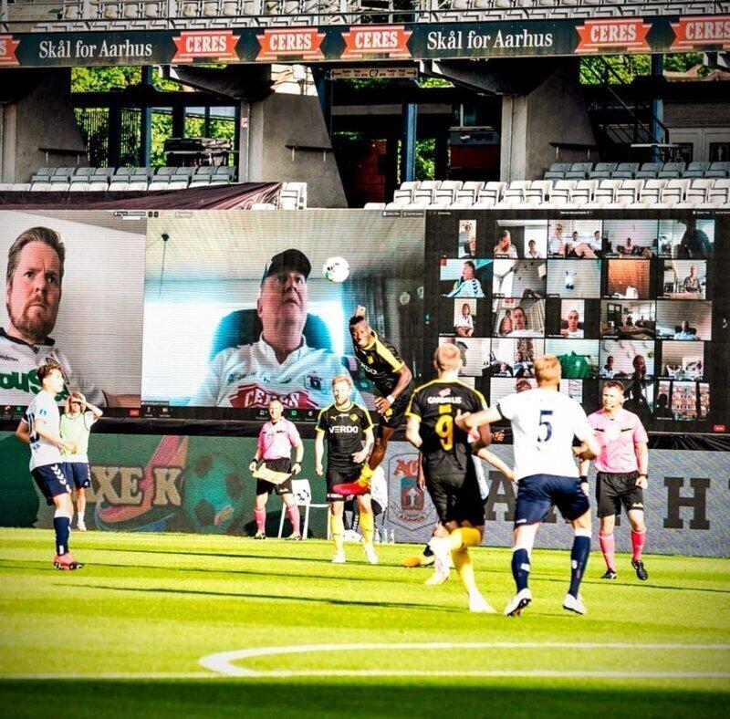 В Дании прошёл чемпионат в режиме онлайн с помощью Zoom