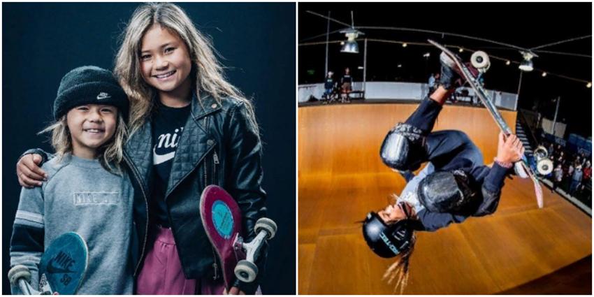 Знаменитая скейтбордистка показала худшее падение в её жизни