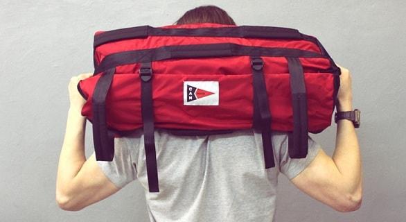 Рюкзаки или спортивные сумки