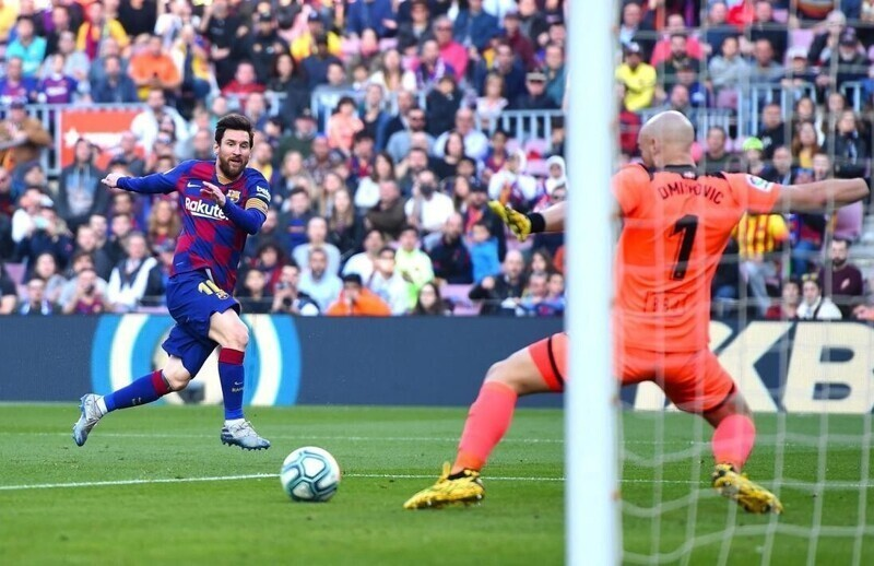 Лионель Месси назван лучшим футболистом XXI века