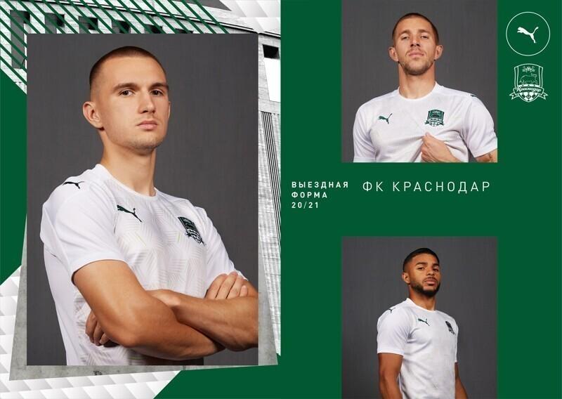 "Nike представил новую форму ""Спартака"""