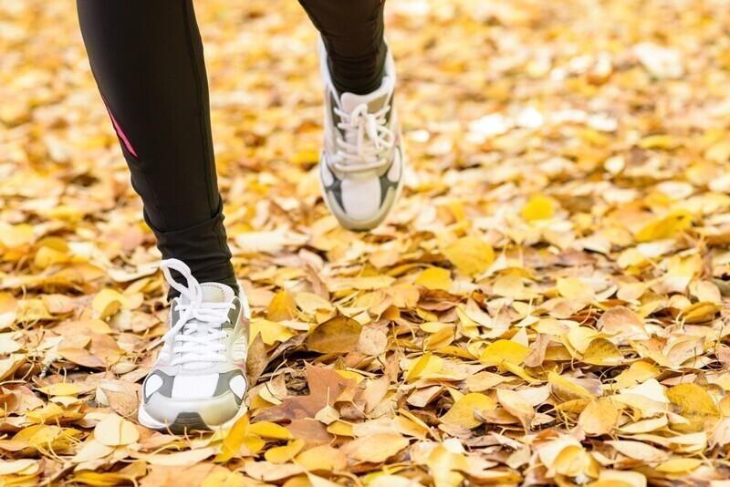 Осенняя экипировка для любителей бега