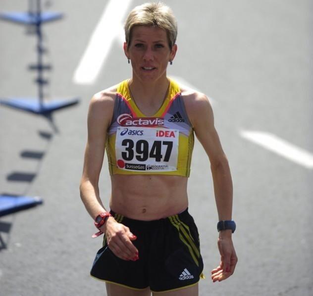 Спортсмен намеренно сбил с ног сербскую чемпионку на старте Софийского марафона