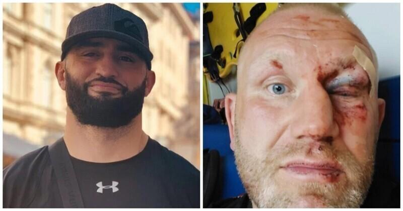 Напавшего на Харитонова бойца UFC задержали на двое суток