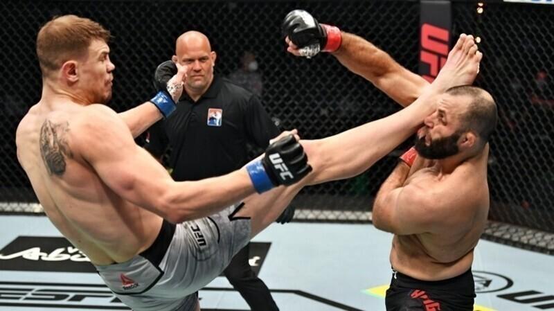 Российский спортсмен, устроивший драку на свадьбе, уволен из UFC