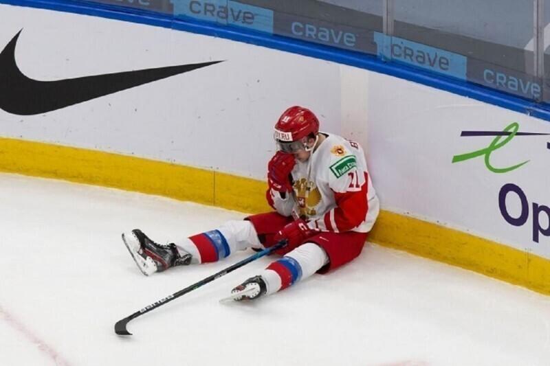 Российская сборная крупно проиграла финнам и закончила МЧМ без медалей