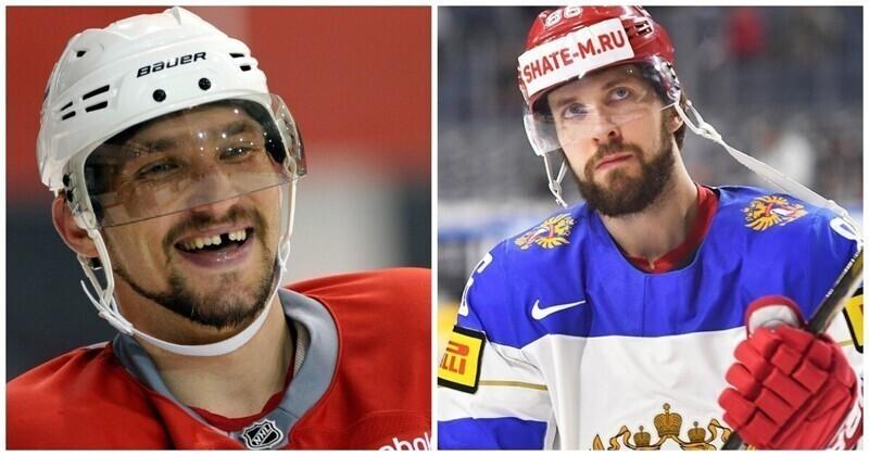 Три российских игрока вошли в десятку лучших хоккеистов НХЛ