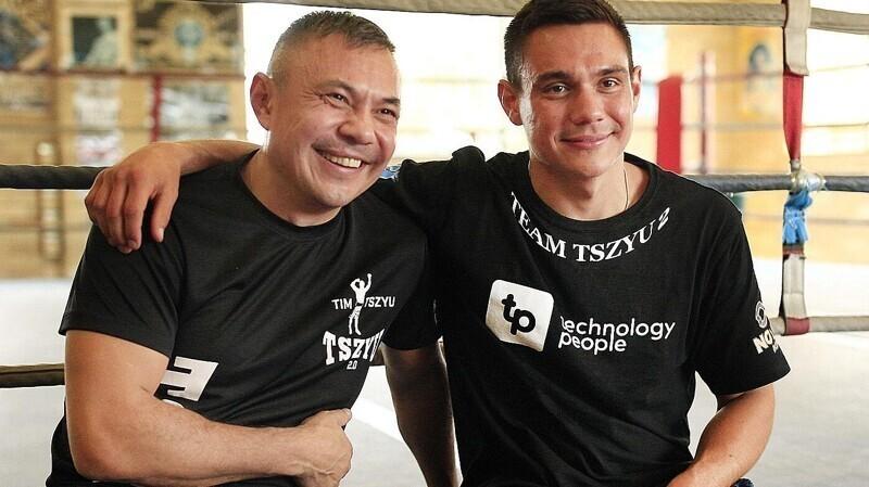 Сын Кости Дзю признан лучшим боксером Австралии 2020 года