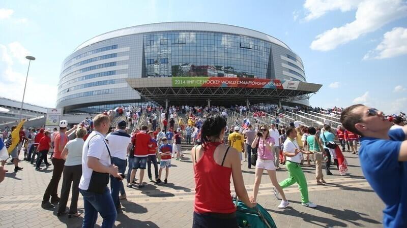 Крупные бренды отказались спонсировать ЧМ-2021 по хоккею в Белоруссии