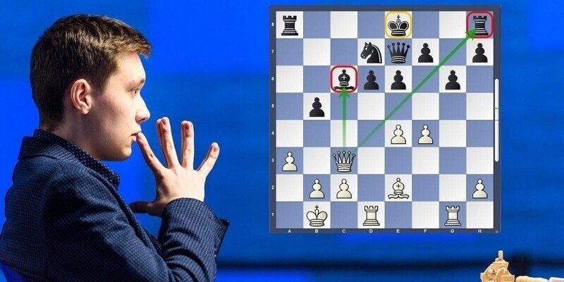 18-летний российский шахматист обыграл действующего чемпиона мира Карлсена