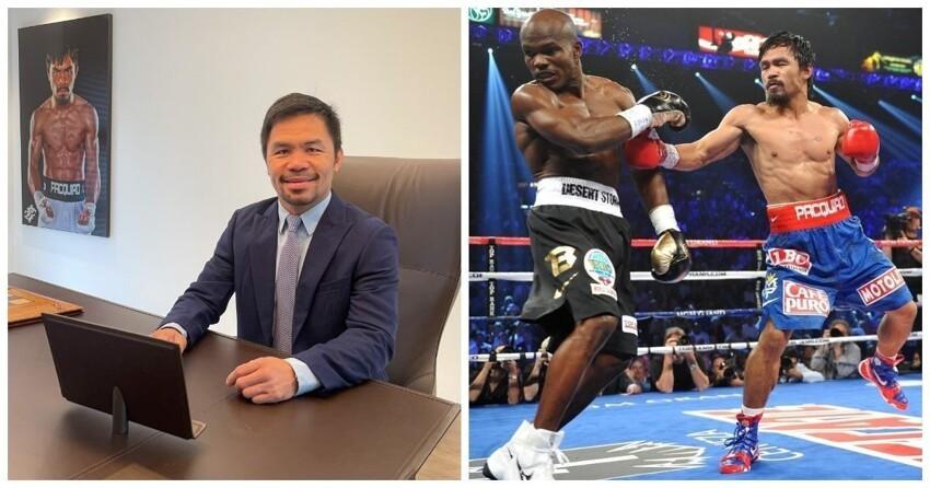 Пакман снова в деле: самый знаменитый филиппинский сенатор решил вернуться на ринг
