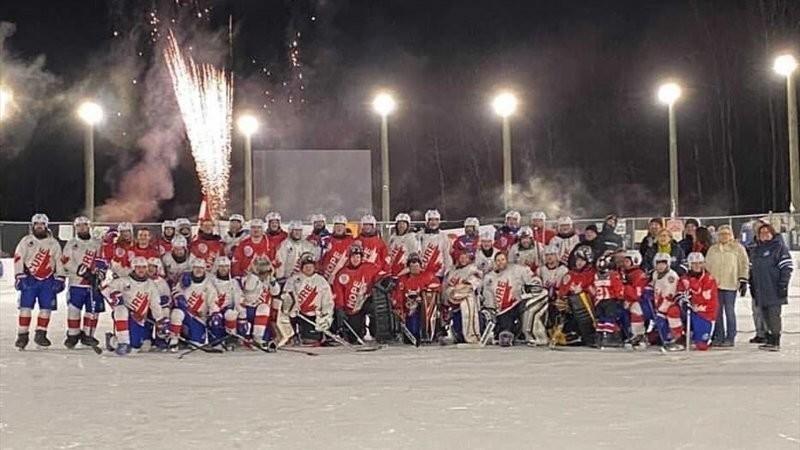 Самый длительный хоккейный матч в истории закончился со счетом 2649:2528