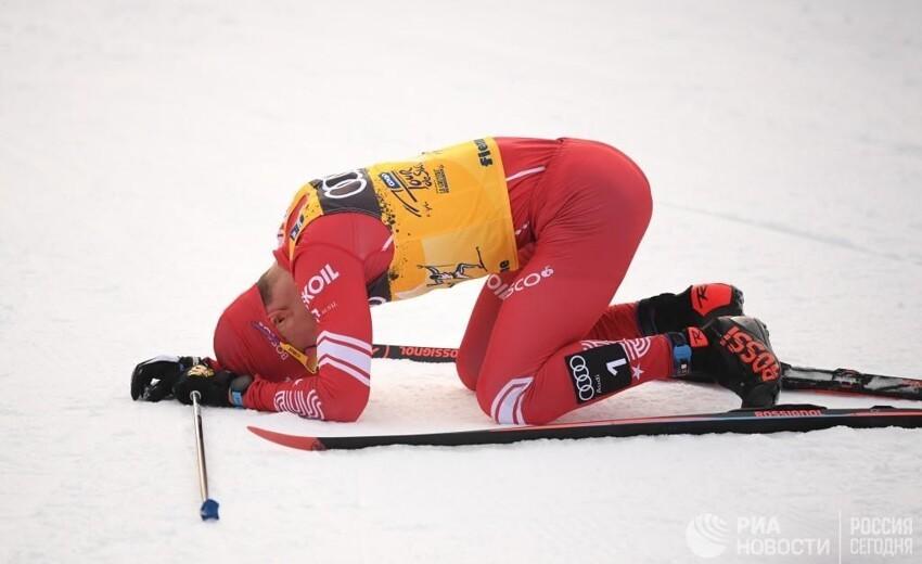 Российским лыжникам запретили использовать «Катюшу» вместо гимна на ЧМ