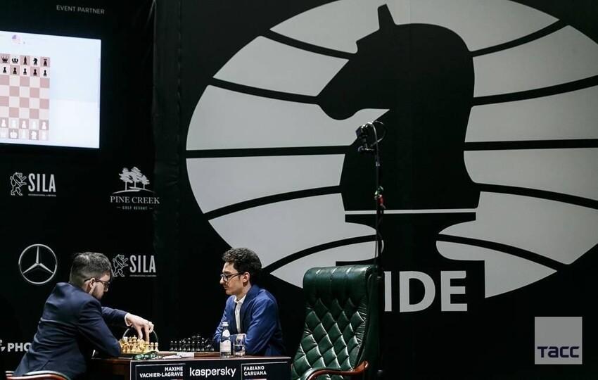 В России пройдет самый крупный в истории онлайн-шахмат турнир