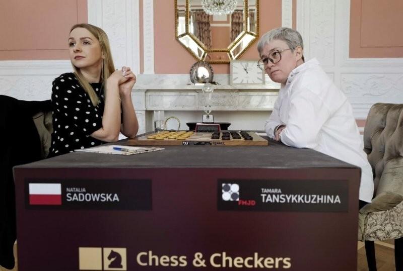 Россиянка Тансыккужинастала семикратной чемпионкой мира по шашкам