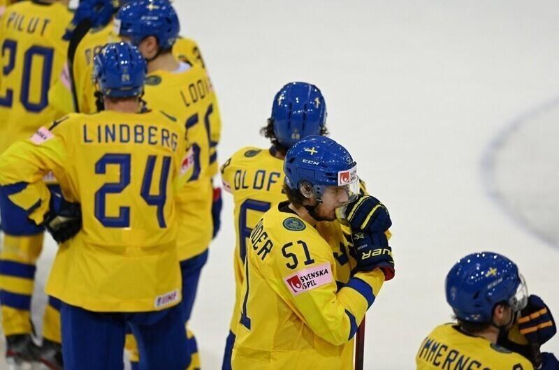 Плей-офф ЧМ лишится не только Канады, но и Швеции?