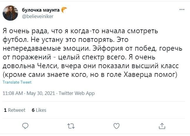 17. Что там в Твиттере на эту тему...
