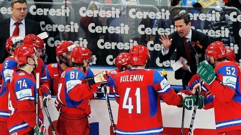 Россия бессильна против Канады 10 лет