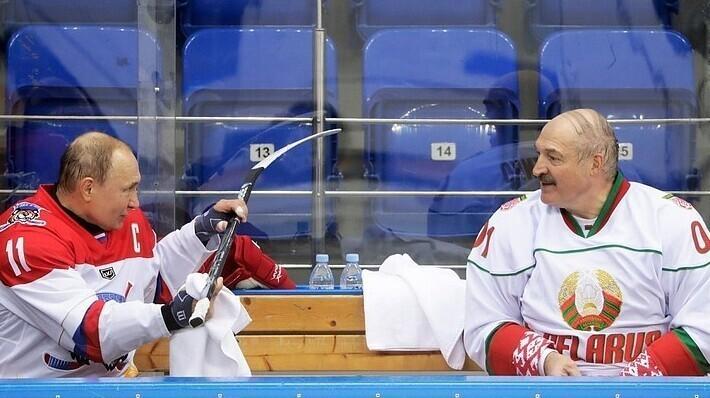Владимир Путин рассказал о своих навыках в хоккее